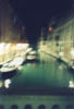 Canal at Night, Venice, Italy (Photo by Chris Frazier)
