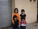 Little Sisters in Chichicastenango