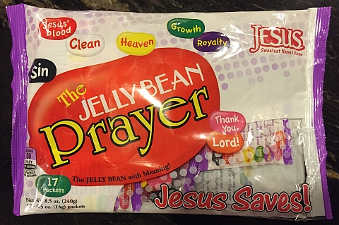 Jesus Saves! Jelly Beans