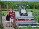 Jeff's Parents & Jack by the Airboat We Rode