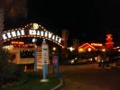 Kemah Boardwalk at Night